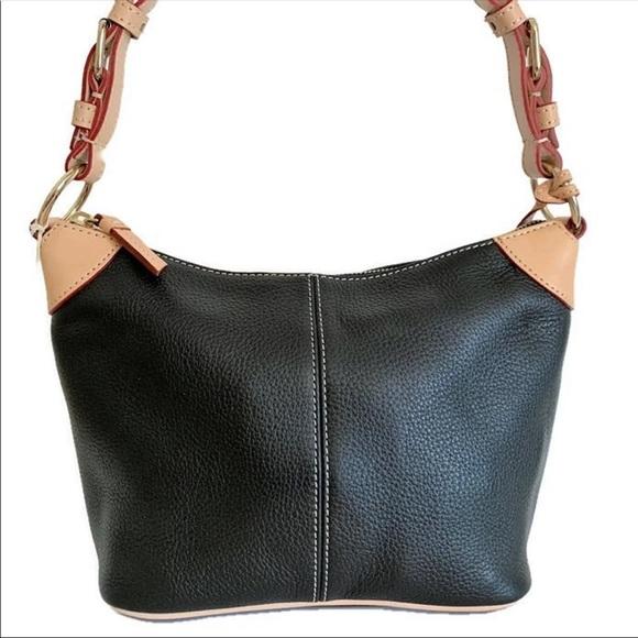 Dooney & Bourke Handbags - Dooney & Bourke Small O-Ring Shoulder Bag